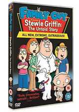 Family Guy Presents: Stewie Griffin - The Untold Story - DVD