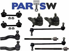 10pc Brand New Front Suspension Kit For Rav4 01-03 All Models 2 Year Warranty