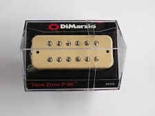 DiMarzio Tone Zone P-90 Soap Bar Humbucker Creme DP 210