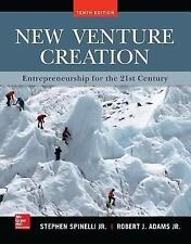 New Venture Creation : Entrepreneurship for the 21St Century by Adams,...