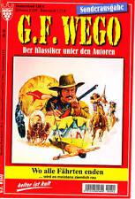 G. F. WEGO Edizione Speciale N. 52 *** condizioni 1 - ***