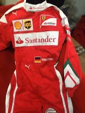 Ferrari Kart race suit CIK/FIA Level 2 approved 2016 style