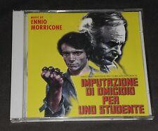 Ennio Morricone - IMPUTAZIONE DI OMICIDIO PER UNA STUDENTE - OOP CD NM