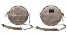 Star Wars ROGUE ONE Licensed DEATH STAR Crossbody BAG Purse w/ CHAIN Strap GIFT