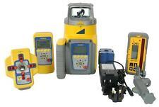 Spectra UL633 Universal Laser,RC603 Remote, HL750 Receiver, SF601 Spot Finder