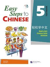 Easy Steps to Chinese 5 - Textbook (with 1CD)