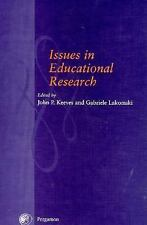 Issues in Educational Research