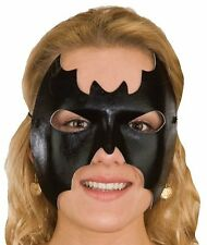 Bat Mask Batman Batgirl Cat woman NEW Halloween Fancy Dress