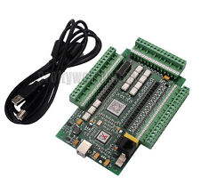 CNC USB MACH3 Motion Control Card Interface Driver Board 3 Axis Breakout 1MHZ