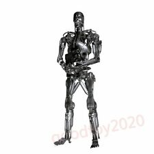 "Neca Terminator 2 Judgment Day T-800 Endoskeleton 7"" Action Figure No Box"