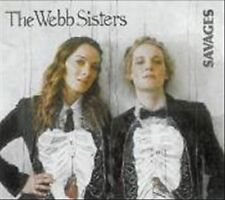 NEW Savages * by Webb Sisters CD (CD) Free P&H