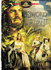 Sword of the Valiant - The Legend of Sir Gawain and the Green Knight Miles O'Ke