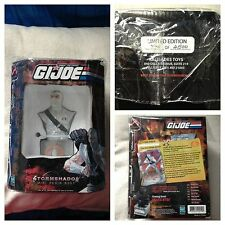 GI JOE STORM SHADOW BUST Mini Resin Palisades Toys Limited Edition NEW MIB