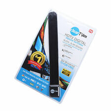 HOT! Clear TV Key Free HDTV Digital Indoor Antenna Ditch Singals As Seen on TV