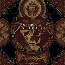 Acherontas/slidhr-Death of the ego/Chains of the trappole DIGI-CD, MGLA