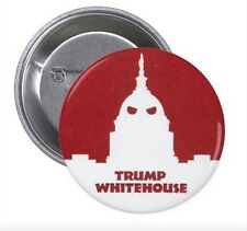 Trump Whitehouse 2 1/4    Button by Bold Concepts