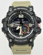 New Casio GG1000-1A5 G-Shock Mudmaster Twin Sensor Ana-Digital Men's Watch