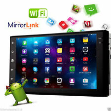 """HD 7"""" Android 4.4 3G-WIFI 2Din Car Stereo Radio In Dash PC Tablet GPS Nav+Camera"""