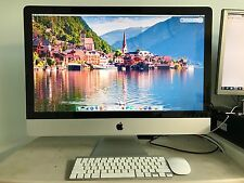 "IMAC 27"" DESKTOP (MID 2011), I7 3.4GHZ , 2T HD, 20G RAM, GOOD WORKING MACHINE"