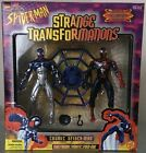 SPIDER-MAN - STRANGE TRANSFORMATIONS - COSMIC ACTION FIGURES - Rare!