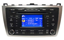 MAZDA 6 AM FM Satellite BOSE Radio AUX Stereo 6 Disc Changer MP3 CD Player