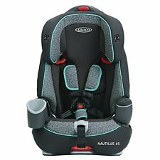 Graco 3 in 1 Infant Baby Toddler Car Seat Harness Booster Travel Child Safety