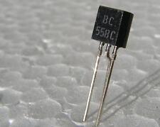 Lot de 10 x BC558C plastique TO-92