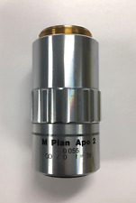 Mitutoyo M Plan Apo 2x / 0.055 Microscope Objective (part # 378-801)