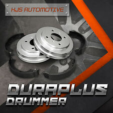 Duraplus Premium Brake Drums Shoes [Rear] Fit 95-02 Saturn SL2