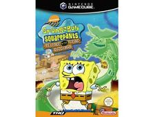 ## Spongebob Squarepants: Revenge of the Flying Dutchman Nintendo GameCube Spiel