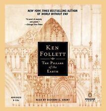 Pillars of the Earth: The Pillars of the Earth Bk. 1 by Ken Follett (2007,...