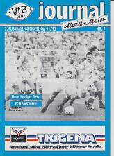 II. BL 91/92  VfB Oldenburg - FC Remscheid, 19.10.1991