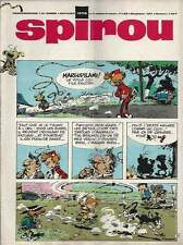 JOURNAL DE SPIROU N°1578 . 1968 + MINI-RÉCIT RYSSACK . (115)