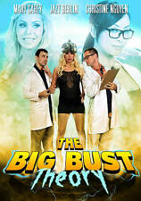 The Big Bust Theory (DVD, 2013) GREAT SHAPE