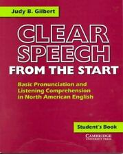 Clear Speech from the Start Student's book: Basic Pronunciation and Listening Co