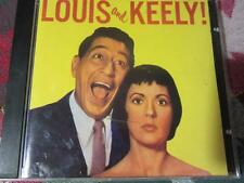 LOUIS AND KEELY CD 12 SONGS TEA FOR TWO NIGHT AND DAY CHEEK TO CHEEK +