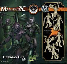 Malifaux Ten Thunders Obsidian Oni WYR20720 NIB
