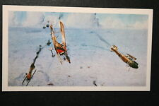 Royal Flying Corps   World War 1 Flying Ace     Illustrated Card  # EXC