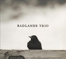 BADLANDS TRIO Badlands Trio CD