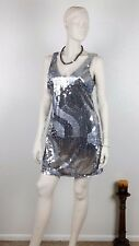 B. DARLIN DRESS Size S COCKTAIL  SEQUIN  (POINT9)