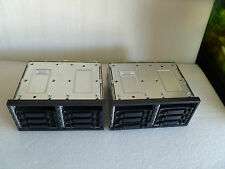 LOTS OF 2 HP 463173-001 DL380 G6 SFF 8BAY HARD DRIVE CAGE