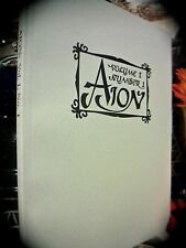 AION VOL 1 # 1: RARE LIMITED TO 150 COPIES ~ 1ST EDN 1996 ~ OCCULT MAGICK TAROT