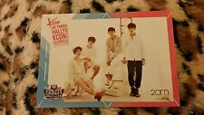 2am kcon hidden music video official photocard card Kpop K-pop got7 bts btob exo