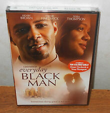 Everyday Black Man (DVD, 2011) Henry Brown Jr., Tessa Thompson BRAND NEW!!!