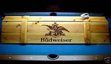 New Budweiser Pool Table Billiards Light