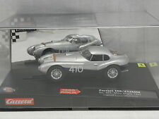 Carrera 25710 Evolution Slot Car Ferrari 166/212 MM Uovo Mille Miglia 1951 N°410