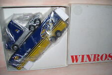 1992 Sunoco Ultra Racing Team Terry Labonte Diecast Drop Bed Trailer Truck