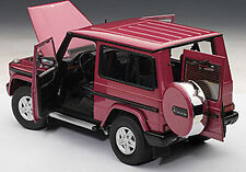 AUTOART MERCEDES BENZ G MODEL 90'S SWB RED 1:18*New Release!