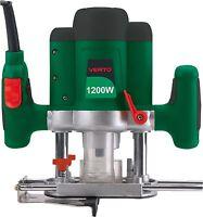 Oberfräse Holz Fräse Fräsmaschine Hand Kanten Fräser Tischfräsmaschine 1200W