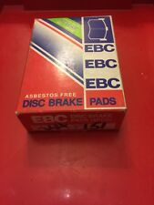 EBC KELVAR BRAKE PADS TO SUIT VOLKSWAGEN GOLF 1.5 1.6AUTO CAB